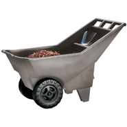 View: 3707-12 3.25 Cu Ft Roughneck Lawn Cart Pallet Pack 12 per pallet